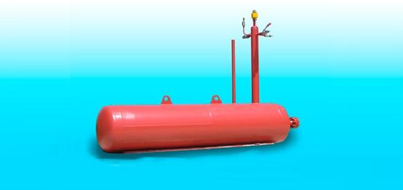 Разработка метода обезвреживания выведенных из эксплуатации емкостей хранения одоранта природного газа