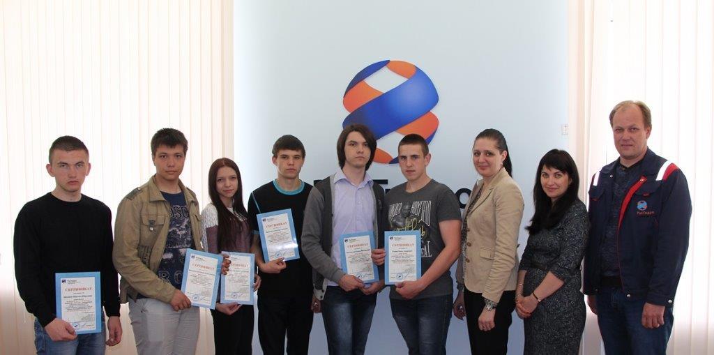 Русгидро, выпускники, Энергокласс, Волжская ГЭС
