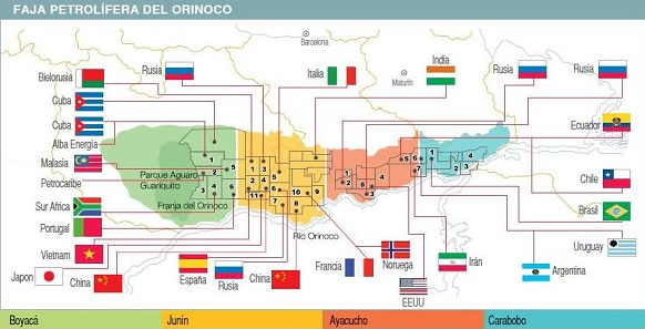 Венесуэла просрочила крупные поставки нефти вРоссию ивКитай
