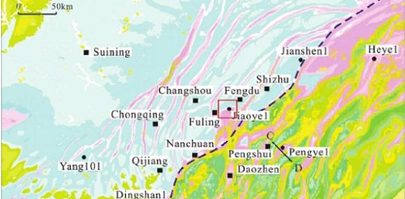 это первое, успешно введенное в эксплуатацию месторождение сланцевого газа в Китае