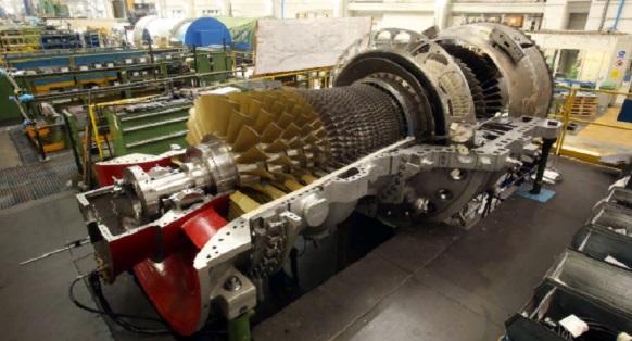 ВСевастополе загорелась ТС, накоторой были нелегально установлены турбины Siemens