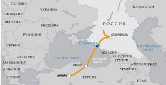 Южный поток газопровод последние новости 2016 схема фото 18