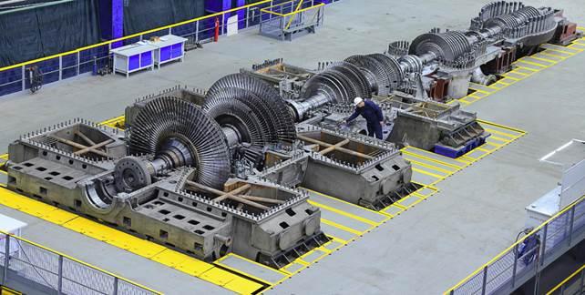 теплофикационная турбина, РОТЕК