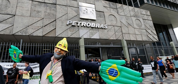 petrobras strategic review Petrobras is an integrated energy company with focus in oil and gas, recognized as a leader in deep and ultra-deep water exploration and production, operating mainly in brazil currently, petrobras produces close to 28 million barrels of oil equivalent a day.