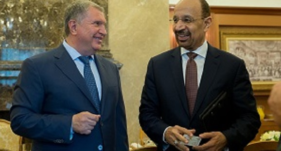 Saudi Aramco и«Роснефть» 6октября обсудят возможность соглашения обинвестициях