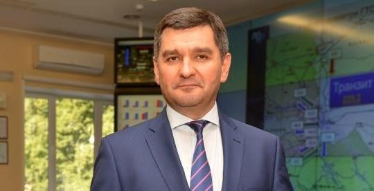 Глава Укртрансгаза Игорь Прокопьев