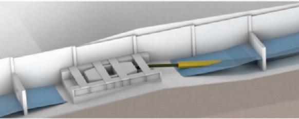 Метод с использованием траншейных крепей - наиболее щадящий для экологии