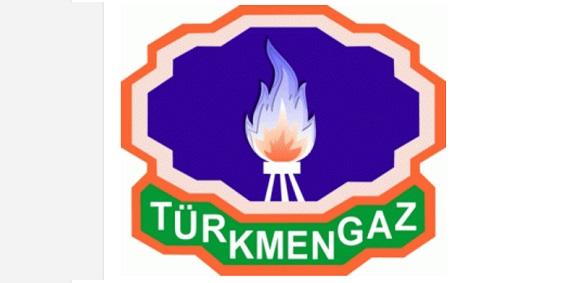 Туркменгаз, логотип, Туркменистан