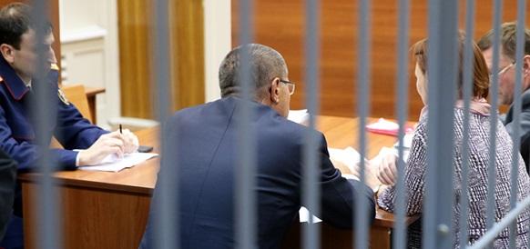 Улюкаев, суд, решетка, следствие