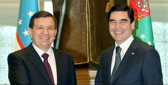 Узбекистан и Туркмения также связаны проектом поставок туркменского газа в Китай