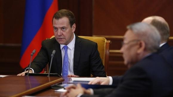 Медведев врежиме видеоконференции ввёл вэксплуатацию первую очередь Якутской ГРЭС-2