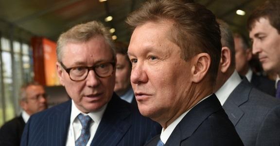 «Газпром» построит 1340км газопровода «Сила Сибири» доконца года