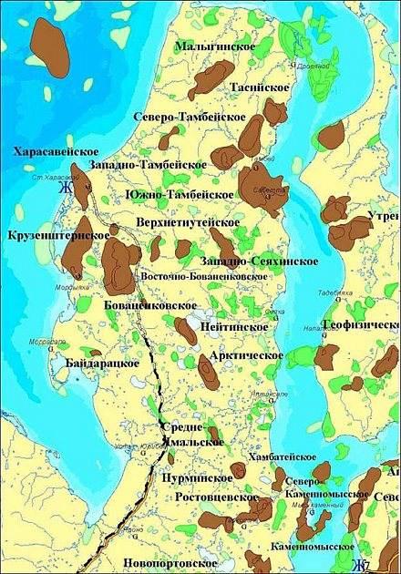 сабетта на карте россии фото