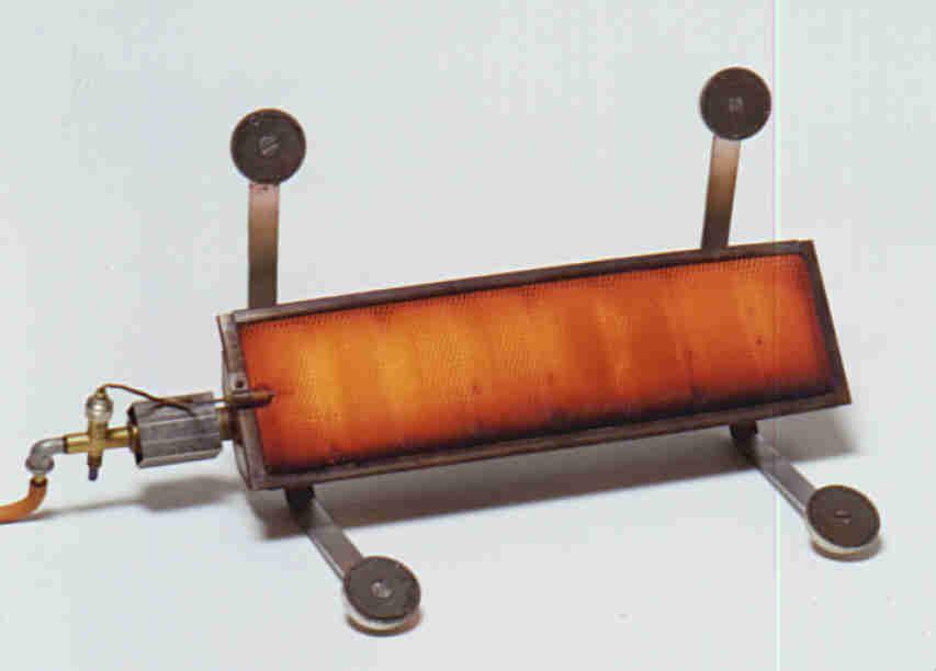 Инфракрасная горелка своими руками фото