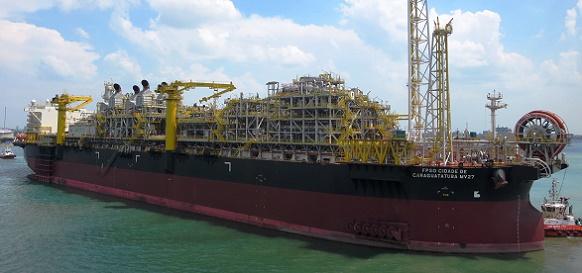 Petrobras начала добычу нефти и газа с нового подсолевого месторождения Lapa в бассейне Сантос
