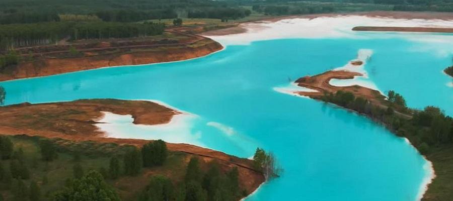Сухую золу с «новосибирских Мальдив» будут продавать