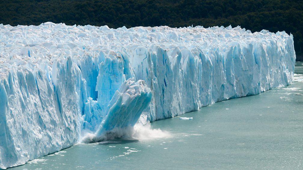 Арктика. Печальное таяние многолетнего льда