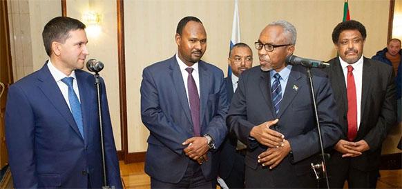 Газпром нефть интересуется шельфом Судана. Снова неконкретно