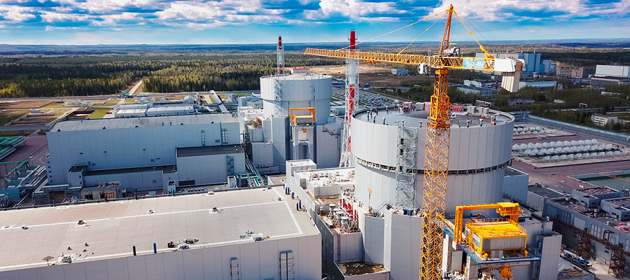 На Ленинградской АЭС планируют построить 2 новых энергоблока
