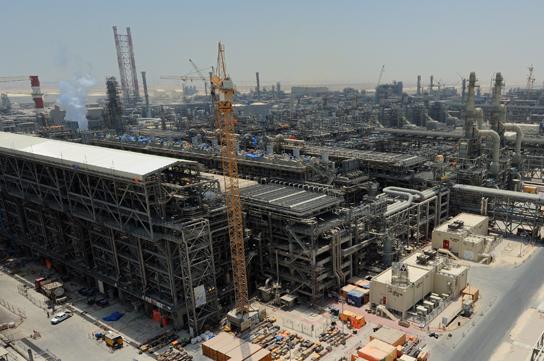 Строительство завода на Тенгизе отложено