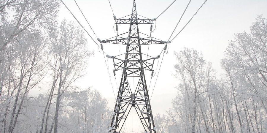 Из-за сильных морозов электропотребление в России подскочило на 4,3%