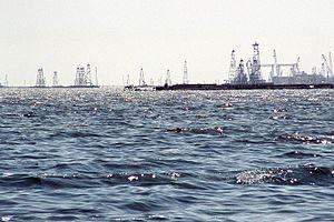 В Мертвом море возобновляют поиски нефти
