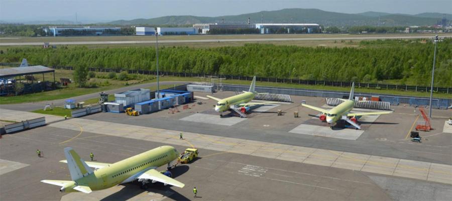 Производитель самолета Sukhoi Superjet провел массовое сокращение сотрудников