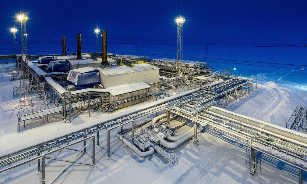 Природосберегающие технологии в добыче газа