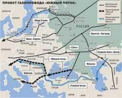 """Азербайджан готов стать частью """"Южного потока"""""""