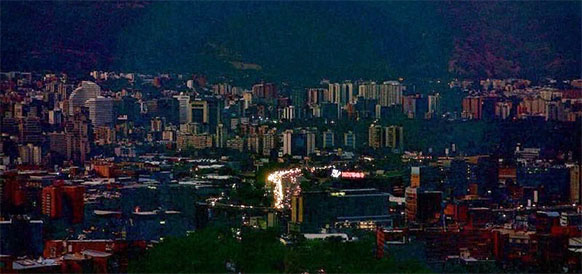 Блэкаут в Венесуэле. Более 20 штатов страны остались без электроснабжения