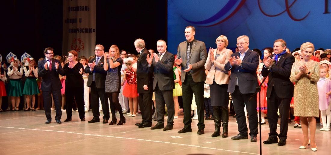 Газпром переработка стал генеральным спонсором Всероссийского фестиваля «Спорт и Творчество»