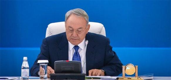 Как минимум 15 месторождений мирового уровня. Н. Назарбаев подписал кодекс Казахстана о недрах и недропользовании