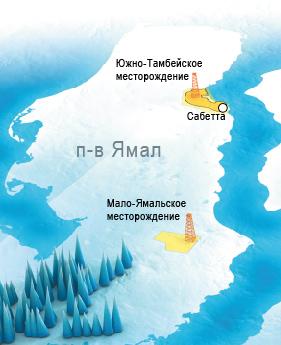 Ямал СПГ выпустит облигаций на 4,6 млрд долл США для Минфина РФ