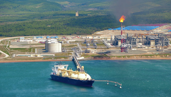 Gazprom and Mitsui ink discuss LNG cooperation
