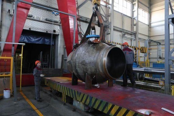 Импортозамещение на рынке трубопроводной арматуры