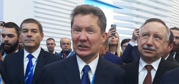 Важные даты. Достроить морскую часть Турецкого потока Газпром рассчитывает за 2 месяца, а начать поставки газа по Северному потоку-2 готов с 2020 г