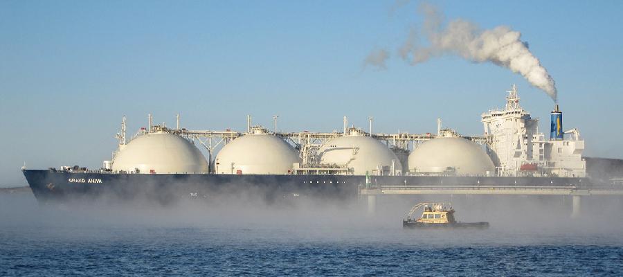 Chevron продаст Японии 500 тыс. т СПГ в 2022-2027 годах