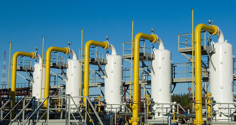 Цена на российский газ для Украины в 3 кв 2016 г может составить 175-180 долл США/1000 м3