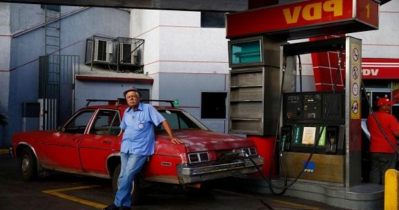 Бензиновый кризис. В столице Венесуэлы закрылись более 90 АЗС из-за отсутствия топлива