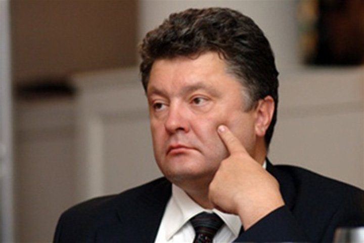 П.Порошенко заявил, что Украине не понадобится газ из России уже в 2017 г