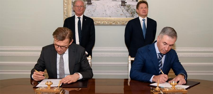 Бенефис Linde? РусХимАльянс и Linde подписали документ об основных условиях перспективного EPSS-контракта по ГПК в Усть-Луге