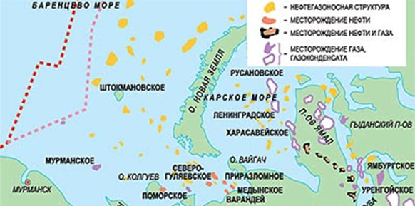 Gazprom to start drilling at the Leningradsky area in the Kara Sea in 2017
