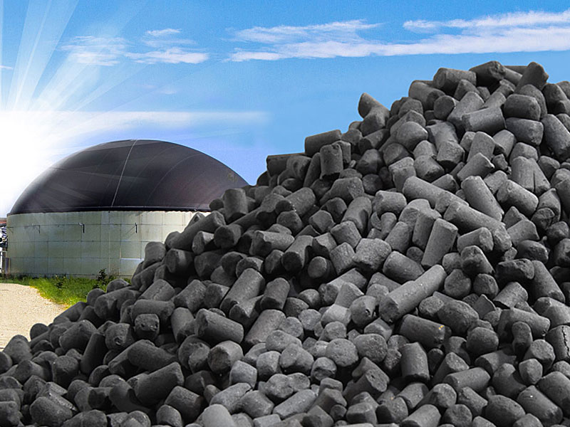 Энергохимическая альтернатива углей