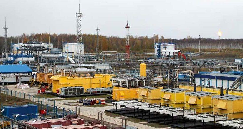 Модернизация АСУ энергоцентра Верх-Тарского нефтяного месторождения