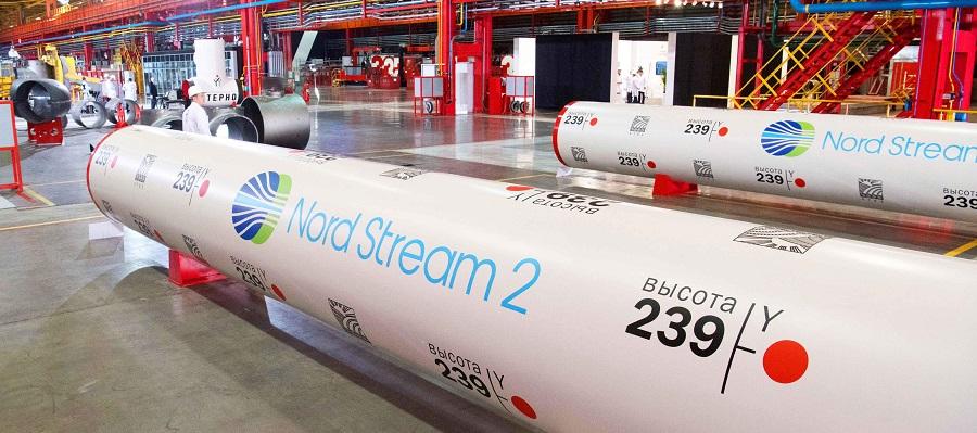 Nord Stream 2 подала Дании заявку на 3-й вариант маршрута газопровода Северный поток-2