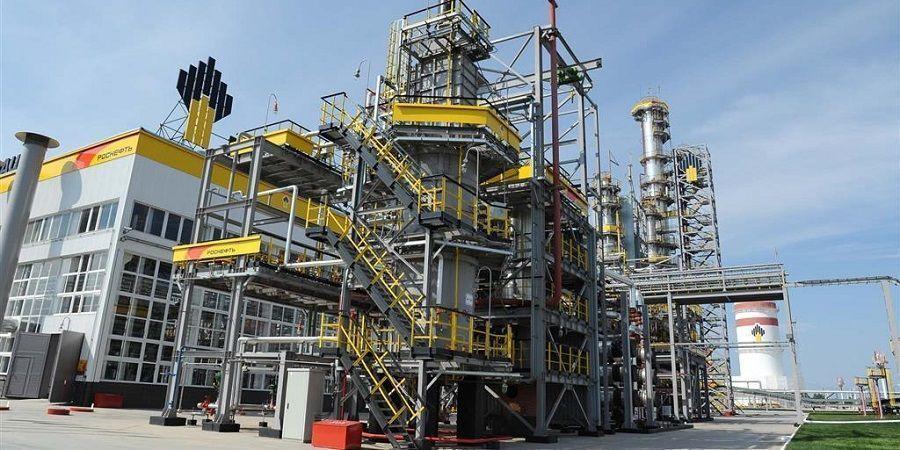 Kuibyshev refinery reduces environmental impact 2.5-fold