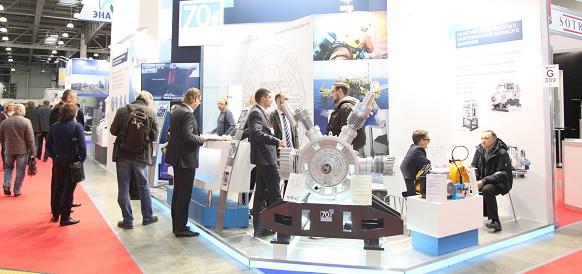 C  23 - 25 октября состоится 17-я Международная выставка PCVExpo: «Насосы. Компрессоры. Арматура. Приводы и двигатели»