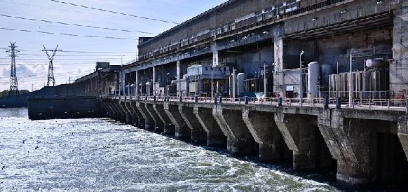 Успешно подготовились! Новосибирская ГЭС получила паспорт готовности к работе в осенне-зимний период
