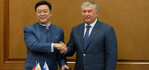 Визит С. Цзиньпиня в Москву ознаменовался для Роснефти подписанием 2 важных соглашений