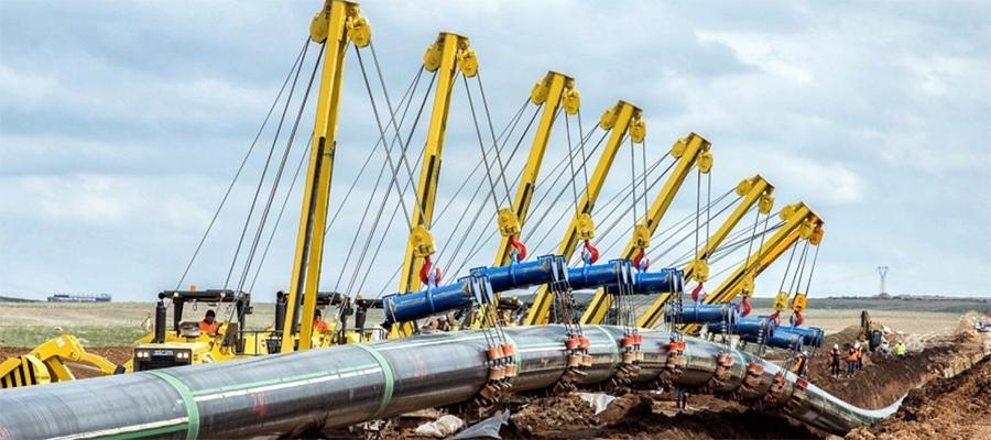 Kazakh Saryarka gas pipeline to reach Nur-Sultan in October 2019